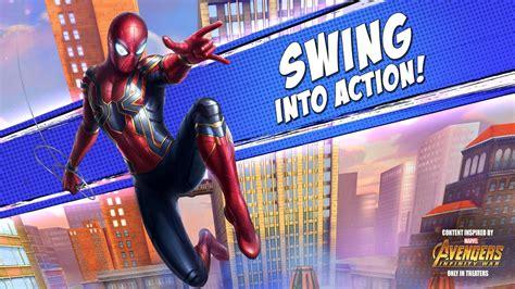 marvel spider man unlimited apk   action