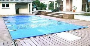 Bache À Barre Piscine : bache piscine a barre pas cher ~ Melissatoandfro.com Idées de Décoration