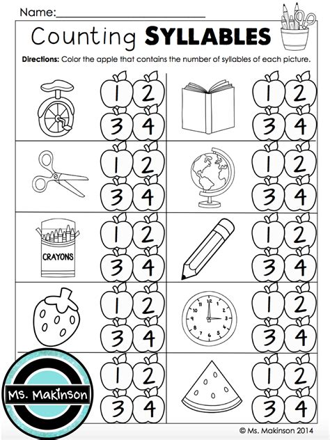 september printables grade literacy and math