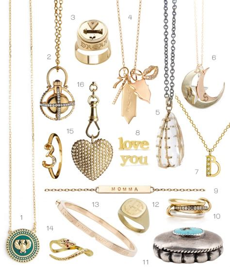 mothers day jewelry gift guide