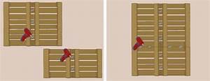 Comment Faire Un Lit En Palette : comment faire un lit en palette ~ Nature-et-papiers.com Idées de Décoration