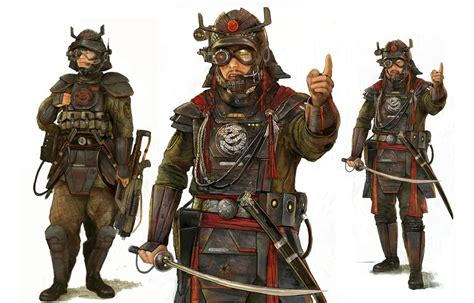 Renraku Red Samurai : Cyberpunk