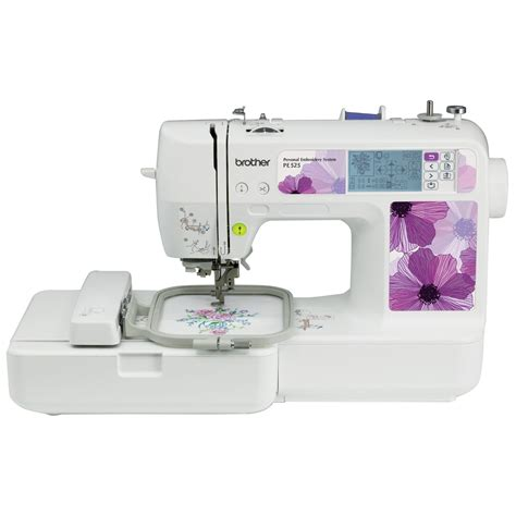 best sewing machine review of brother pe525 embroidery sewing machine