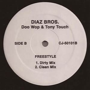 Only Built For zShare Links...: Doo Wop & Tony Touch ...