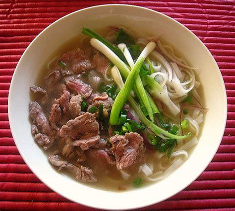 cuisine vietnamienne pho pho bo recipes dishmaps