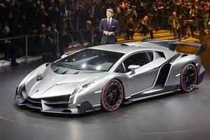 World Of Cars: Lamborghini Veneno Image