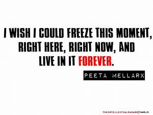 hunger games, peeta, quotes - image #255910 on Favim.com