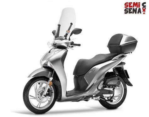 Gambar Motor Honda Sh150i by Harga Honda Sh150i Review Spesifikasi Gambar Juli 2018