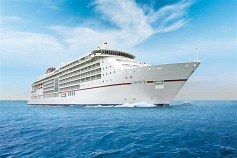 cruise ship review europa 2