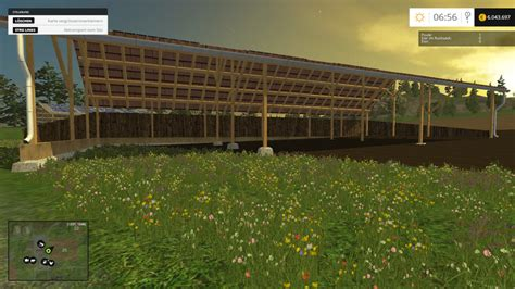 fs 15 placeable libra v 1 0 placeable objects mod f 252 r shelter placeable with solar v 1 0 for fs 15 farming New