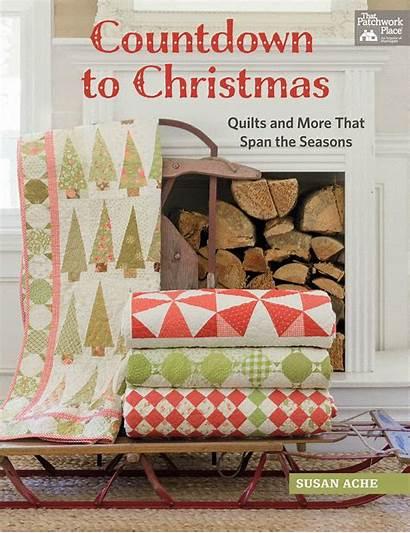 Christmas Countdown Quilts Ache Susan Patterns Seasons
