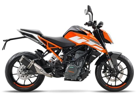 Ktm Duke 250 Photo by 2017 Ktm Duke 250 Launched In India Feature Specifications