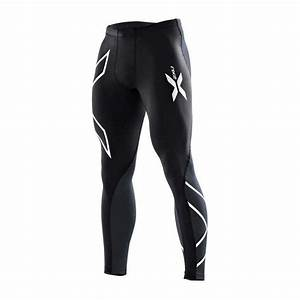2xu Size Chart 2xu Compression Tights Logo Black Buy And Offers On Runnerinn