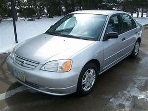 Purchase Used 2001 Honda Civic Lx 5 Speed Dependable