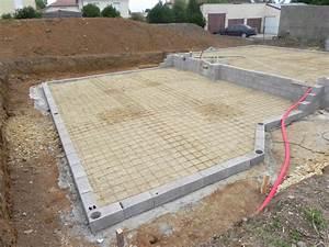 Isolation Dalle Beton Sur Terre Plein : dalle b ton type terre plein ~ Premium-room.com Idées de Décoration