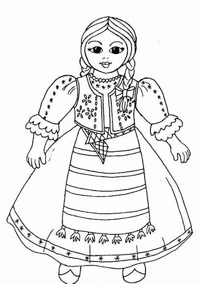 Decembrie Colorat Coloring Ziua Copii Desene Cu