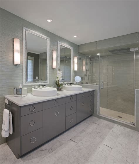 Grey Bathroom Fixtures, Grey Bathroom Vanity Designs Grey