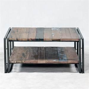 Plateau Maison Du Monde : table basse ethnique ~ Preciouscoupons.com Idées de Décoration