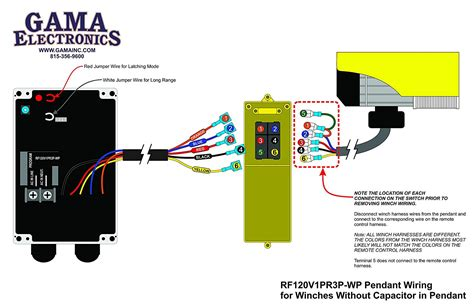 Get Strongway Electric Cable Hoist Wiring Diagram Download