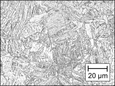martensite  bainite  cghaz  hsla steel welds news  ewi materials joining forming