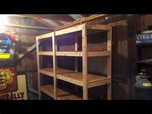 update on my how to build cheap shelves garage storage With cheapest garage to build
