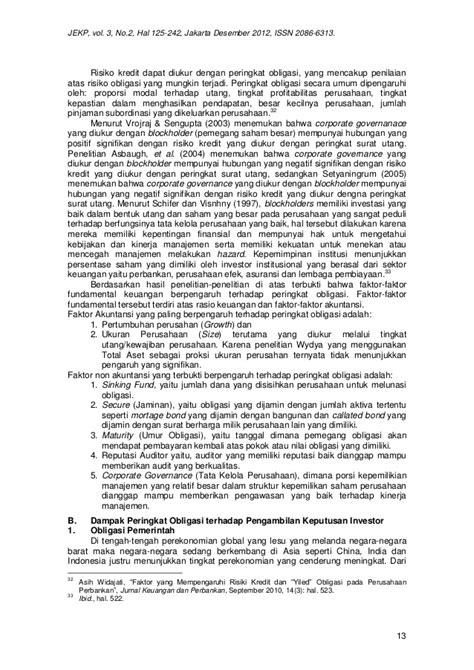 Jurnal venti 7 des 2012_Overview Faktor-Faktor yang