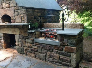 backyard grill south building an outdoor kitchen with flagstone countertop