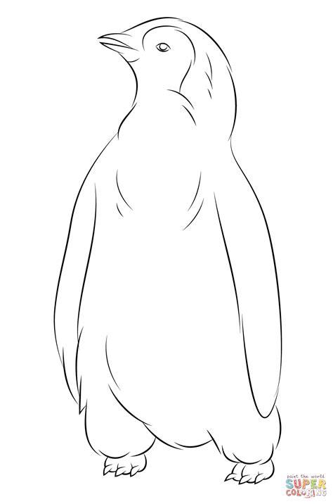 Kleurplaat Je Eien Zeepbel by Baby Penguin Coloring Page Free Printable Coloring Pages
