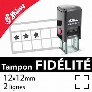 Www Pass Fidelite Fr : tampon carte fid lit personnalis 12x12mm ins rez votre ~ Dailycaller-alerts.com Idées de Décoration