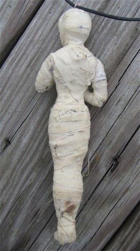 mummy corpse barbie   decorate  barbie doll