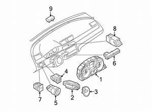 Volkswagen Passat Ignition Switch  Make  Lock  Chassis