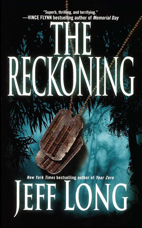 The Reckoning Ebook By Jeff Long  Official Publisher Page