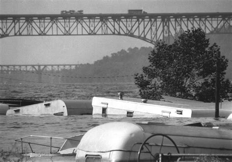 tropical storm agnes flooded maryland  years