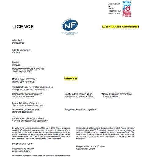 lcie bureau veritas certificate of disposal template images templates