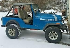 1974 Jeep Cj5 Cj 5 Cj7 Wrangler Scrambler Renegade 304 V8