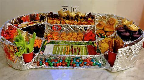 superbowl snacks ultimate super bowl snack stadium gallery