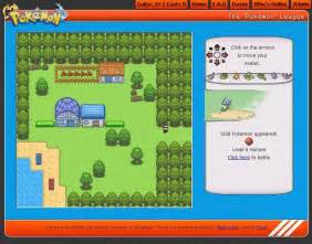 free online pokemon game pokemon league