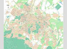 Large Sofia Maps for Free Download and Print High