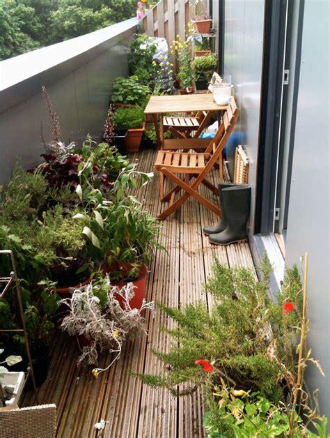 ideas de jardines en balcones pequenos espectaculares