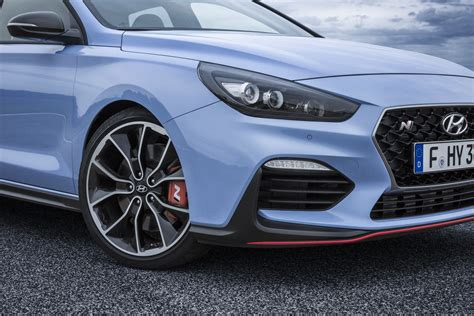 New Hyundai i30 N Officially Revealed With Up To 271HP, 0 ...