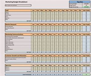 Best Excel Budget Template 10 Free Marketing Budget Templates And Expense Tracker