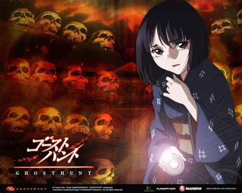 Ghost Hunt Anime Wallpaper - ghost hunt free anime wallpaper site
