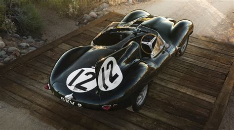 jaguar  type works   auctioned