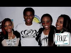 Behind the Scenes of Trevor Jackson's 16th Birthday Party ...
