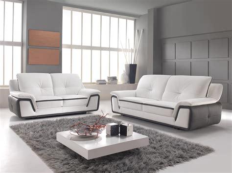 canapé cuir luxe italien canapé idées de décoration de