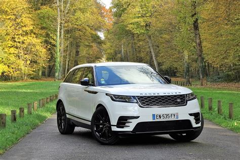 Modifikasi Land Rover Range Rover Velar by Photo Land Rover Range Rover Velar D240 4x4 2017