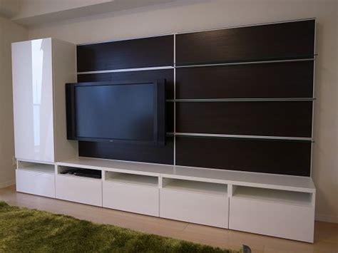 Ikea Küchen Wand by Ikea Tv Wand Home Ideen