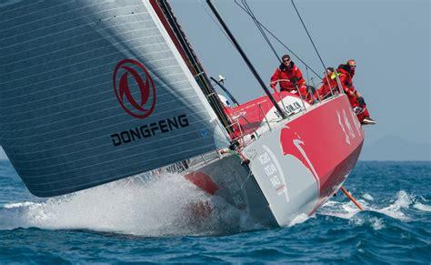 volvo ocean race      time