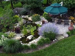 Idee Amenagement Jardin : jardins aquatiques 101 id es de bassins et de fontaines ~ Melissatoandfro.com Idées de Décoration
