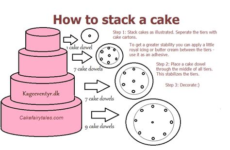 how to stack a cake cake fairy tales how to stack a wedding cake